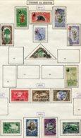 13019 LIBERIA Collection Vendue Par Page :Service N° 90/6, 102, 105/7, 108/11 */(*)/ °  1918-21   B/TB - Liberia