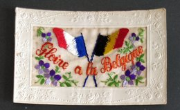 Gloire A La Belgique 1920 - History