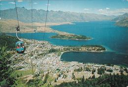 NEW ZEALAND - Gondola Lift - Queenstown - Otago 1978 - New Zealand