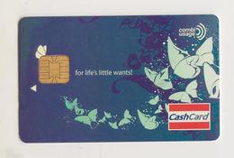 Singapore Old Cash Card Chip Cashcard Used - Andere Verzamelingen