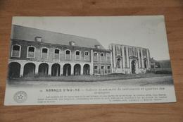 9817-   ABBAYE D'AULNE, GALERIE AYANT SERVI DE CARROSSERIE ET QUARTIER DES ETRANGERS - 1912 - Thuin