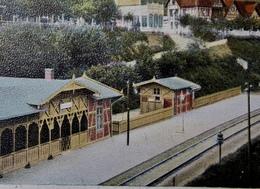 POLEN POLAND POLOGNE - SZCZECIN GOTZLOW - Railway Station - Polen