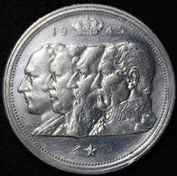 BELGIE  100 FRANC  REGENTSCHAP 1949  FRANS  2 SCANS - 1945-1951: Regency