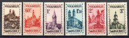 SARRE - YT N° 155 à 160 -  Neufs * - MH - Cote 240,00 € - 1920-35 Société Des Nations