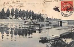 Boulogne Billancourt Bateau - Boulogne Billancourt
