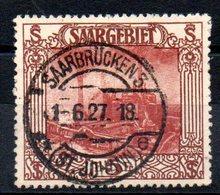SARRE - YT N° 100 - Cote 58,00 € - Oblitérés
