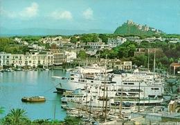"Ischia (Napoli) Porto, Traghetto ""Vesta"", Le Port, The Harbour, Der Hafen - Napoli (Naples)"