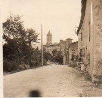 95Eb  Photo Village à Identifier Les Cevennes En 1953 - Postcards