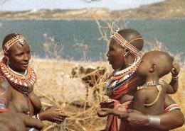 Kenya - Elmolo Woman - Femme - Kenya
