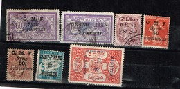 Lot  Grand Liban à Identifier - Stamps