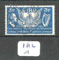 IRL YT  76 Obl - 1937-1949 Éire