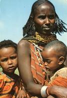 Kenya - Woman - Femme - Kenya