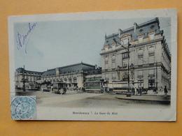 Petiti Lot De 19 Cartes Différentes -- Thème GARES - Vues Extérieures  -- Cpa FRANCE -- Des ANIMATIONS -- A SAISIR  !! - 5 - 99 Postcards