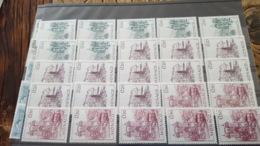 LOT 455560 TIMBRE DE MONACO NEUF** LUXE FACIALE  BLOC - Monaco