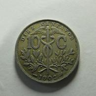 Bolivia 10 Centavos 1902 - Bolivia
