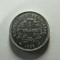 France 1 Franc 1989 - France