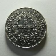 France 5 Francs 1996 - France