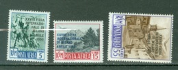 Saint-Marin   Yvert  PA 83/85  * *  TB - Poste Aérienne
