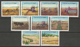 Jordan,Agriculture 1973.,MNH - Jordan