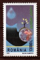 Roemenie Mi 5572 Europa Cept 2001 Postfris M.N.H. - 2001