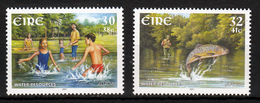Ierland Mi 1337,1338 Europa Cept 2001 Postfris M.N.H. - 2001