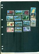 GRENADA SERIE COURANTE SUJETS DIVERS 15 VAL NEUFS A PARTIR DE 2.25 EUROS - Grenada (...-1974)