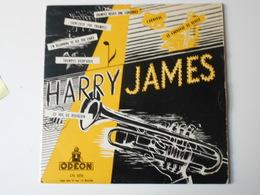 Disque 33 Tours Microsillon 1/3 HARRY JAMES (jazz Trompette) (D) - Jazz