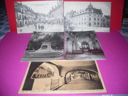 11 Cpa De Lons Le Saunier (jura39) - 5 - 99 Postcards