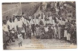 CAMEROUN - Tamtam De Peuple De Togo 14 Juillet 1924 - Cameroon