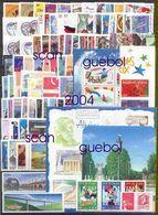 France - Année Complète Neuve 2004 ** Comprenant 101 Timbres - France