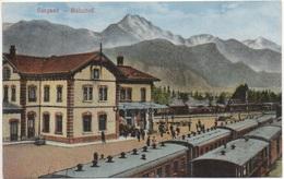 SARGANS Bahnhof Mit Bahn - SG St. Gall