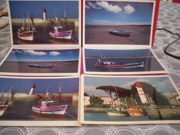 12 Cpm De Charentes Maritime (divers) - 5 - 99 Postcards