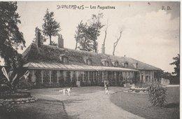 SAINT-VALERY-SUR-SOMME (80). Les Augustines. Jardin Animée. Chiens - Hotels & Restaurants