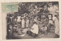 9AL1339 GUINEE FRANCAISE UNE CEREMONIE SOUSSOU 2 SCANS - Guinée Française