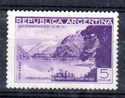 Sello Nº 407  Argentina - Argentina