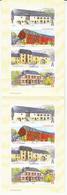 Luxemburg 2011 Mi Nr 1926 - 1929, MH Architectuur - Luxemburg
