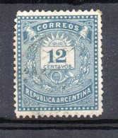 Sello Nº 56  Argentina - Argentina