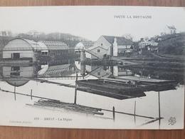 Brest.la Digue.collection Andrieu 459 - Brest