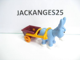 KINDER FUNNY CASTLE MPG C 46 CHARIOT A 2004 SANS OHNE WITHOUT BPZ - Montables