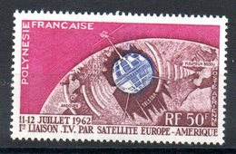 POLYNESIE - YT PA N° 6 - Neuf ** - MNH - Cote: 14,00 € - Airmail