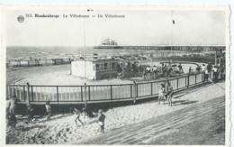 Blankenberge - Blankenberghe - Le Vélodrome - De Velodroom - Albert No 313 - 1959 - Blankenberge