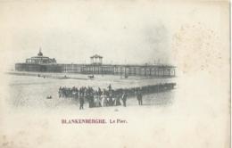 Blankenberge - Blankenberghe - Le Pier - Blankenberge