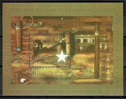 Cuba 2002 / Fidel Castro & Tobacco Cigar MNH Tabaco Puros Habanos / Cu11524  C5 - Tobacco