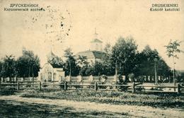 DRUSKININKAI   Eglise Catholique Photo B Baranowskiej  Ed B Wierzbicki - Lithuania