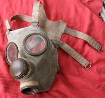 Masque à Gaz Mod 51 - Militari