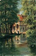 LUEBBEN Spreewald Wotschofska Belle Carte Oilette 705 B De 1914 - Luebben (Spreewald)