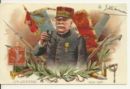 GENERAL JOFFRE - 1914-1915 - Personen