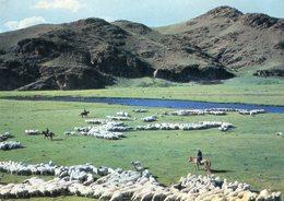 Mongolia - Mongolei