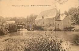 Belgique - Environs De Beaumont - Le Vieux Moulin De Solre-St-Géry - Beaumont