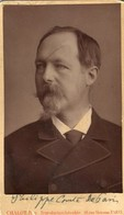 CDV Philippe Comte De Paris - Famous People